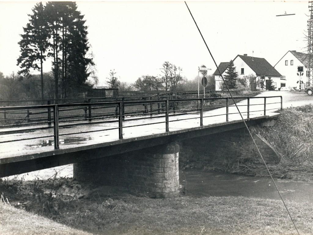 Holzbachbrücke Vordergasse, Datum unbekannt