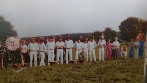 Kirmesjugend 1963 - 1975, K. Stein